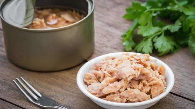 hogyan kell enni a tonhalat a fogyáshoz