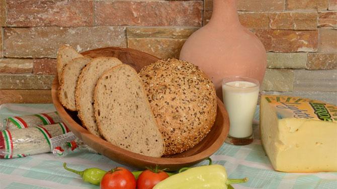 fogyni kenyérrel
